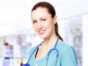 lekarza kobieta