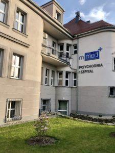 Przychodnia M-MED Ulanowskiego Wrocław