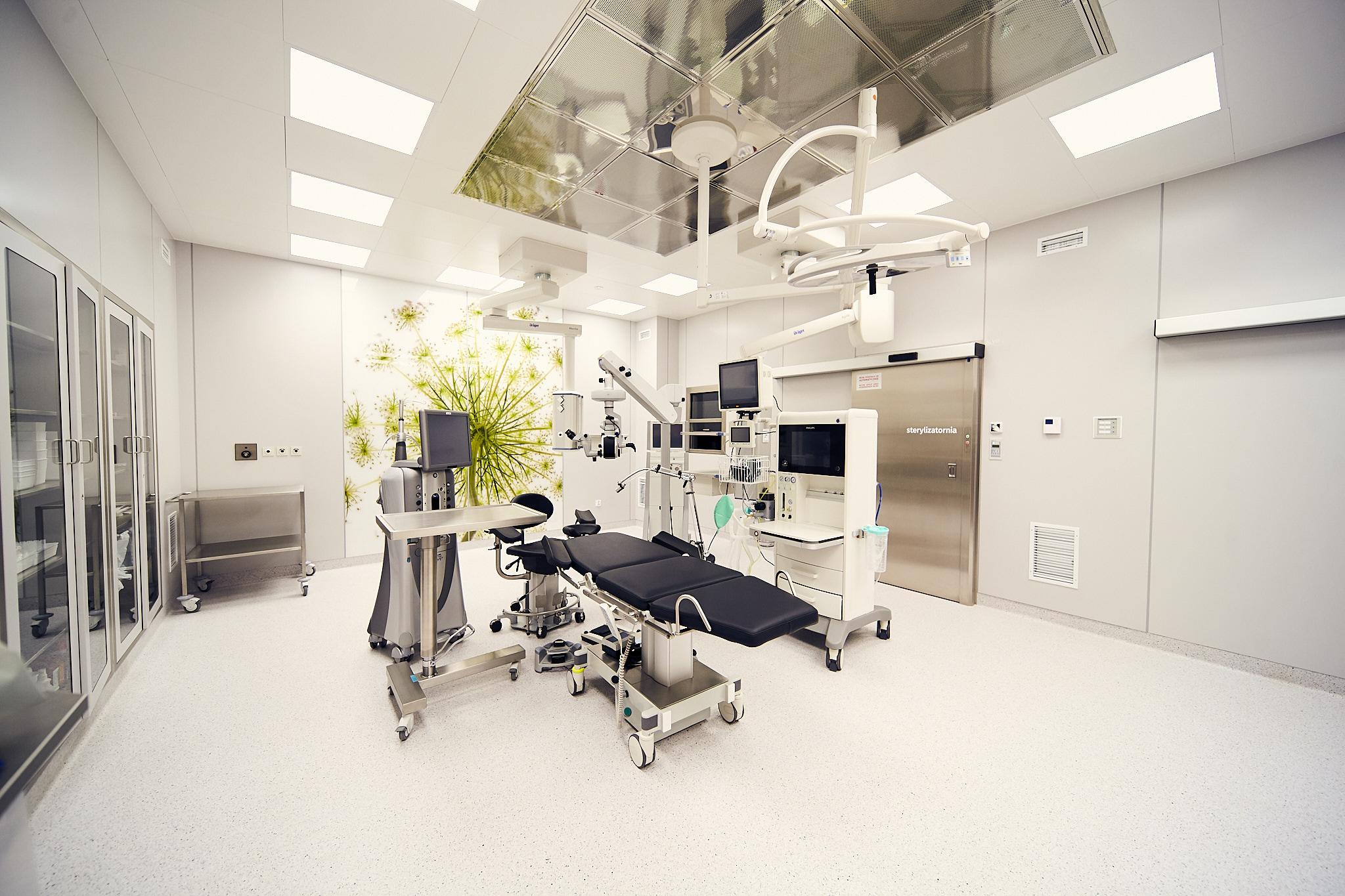 ZAĆMA - NAJKRÓTSZE TERMINY WE WROCŁAWIU - operacja na NFZ za 2 tygodnie