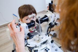 Badanie wzroku dla dzieci