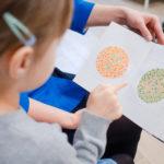 Badanie daltonistów