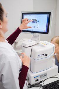 komputerowa diagnostyka oka