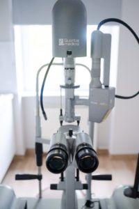 przyrząd do badania wzroku