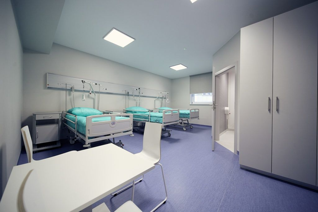 Sala chorych - chirurgia jednego dnia