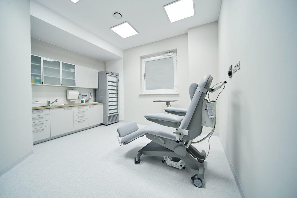 Sala przygotowawcza okulistyka