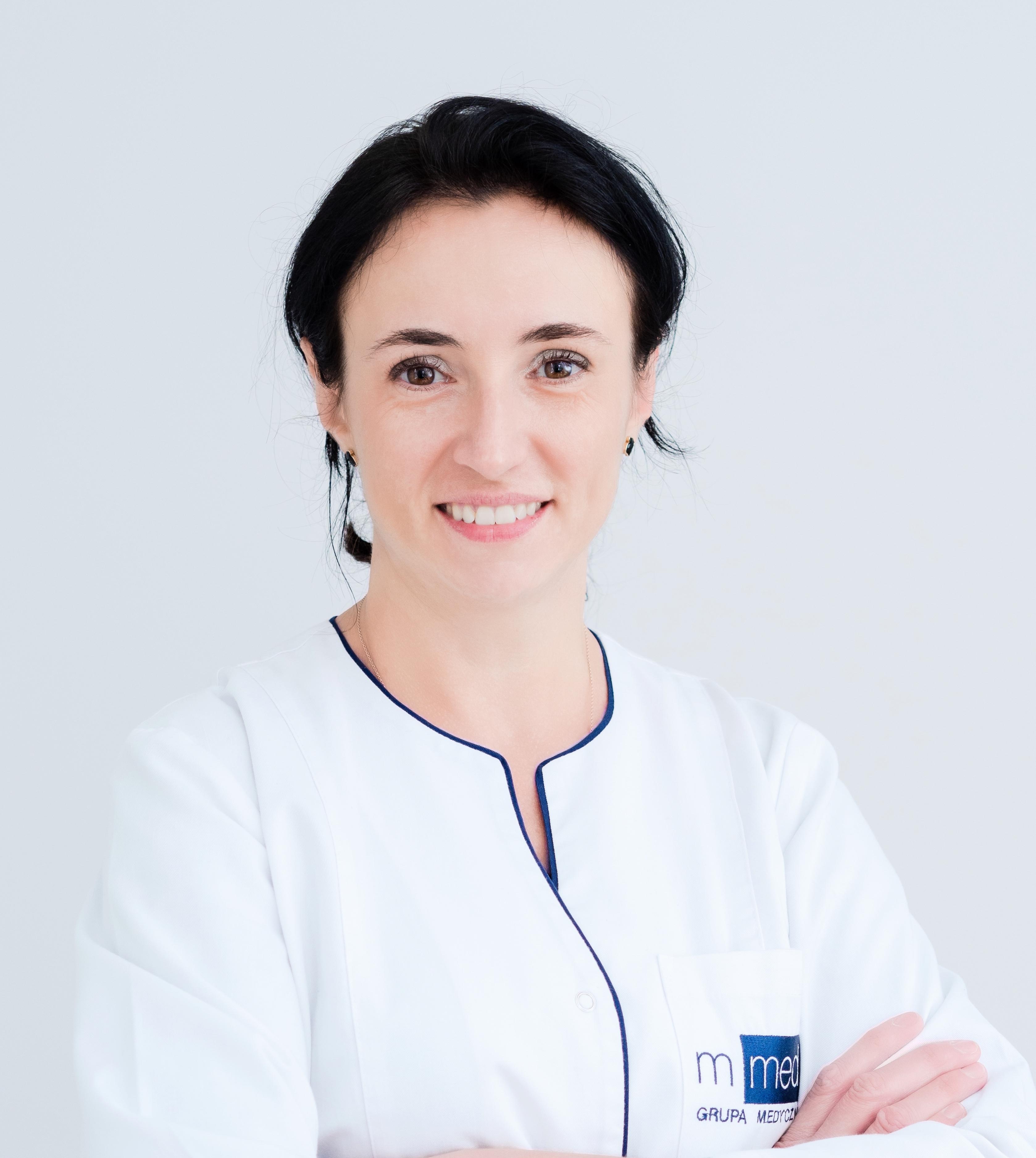 dr n.med. Aneta Hill-Bator