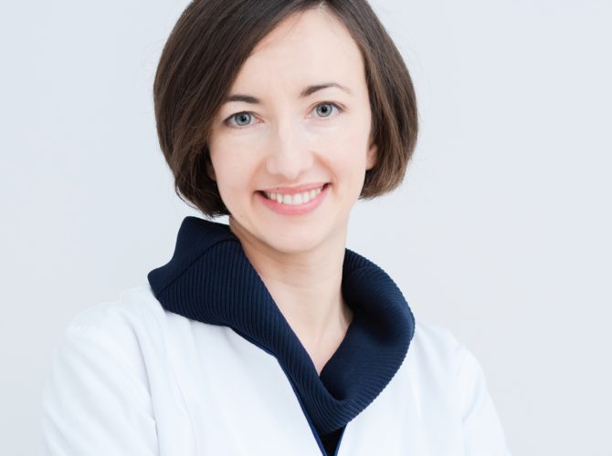 dr n.med. Maria Pomorska